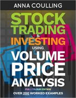 stock trading book in color